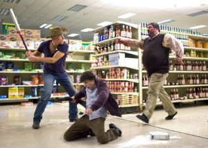 Grocery Fight Suicide
