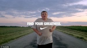 Nike - Find Your Greatness