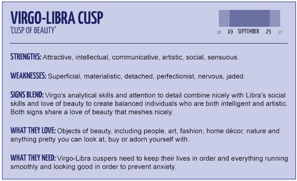 Virgo Libra Cusp Description - J-Ryze