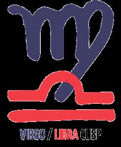 Virgo Libra Cusp Symbol - J-Ryze