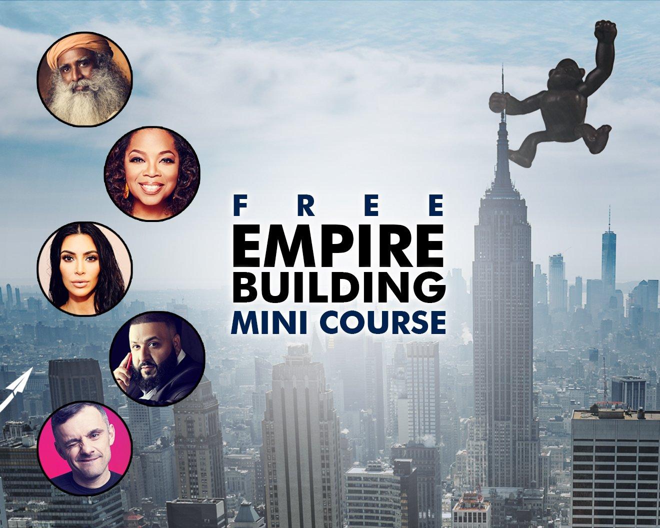 Free Empire Mini-Course