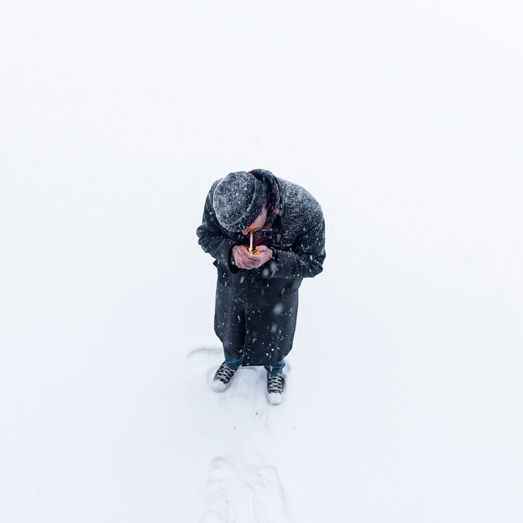 cold_approach_snow_ciggy