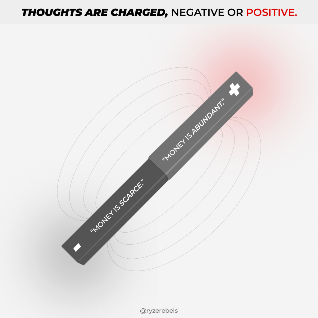 Thoughts Are Charged