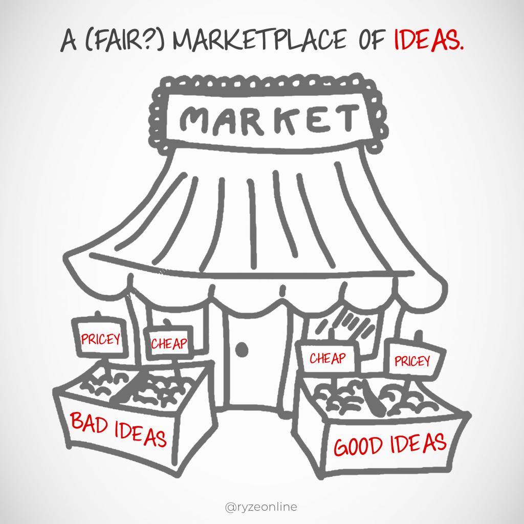 Marketplace Of Ideas