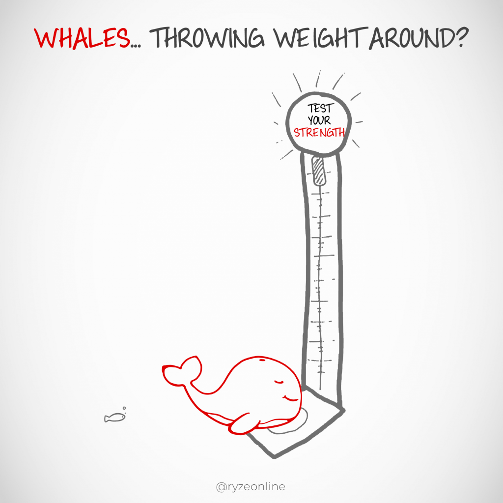 Censored By Whales?