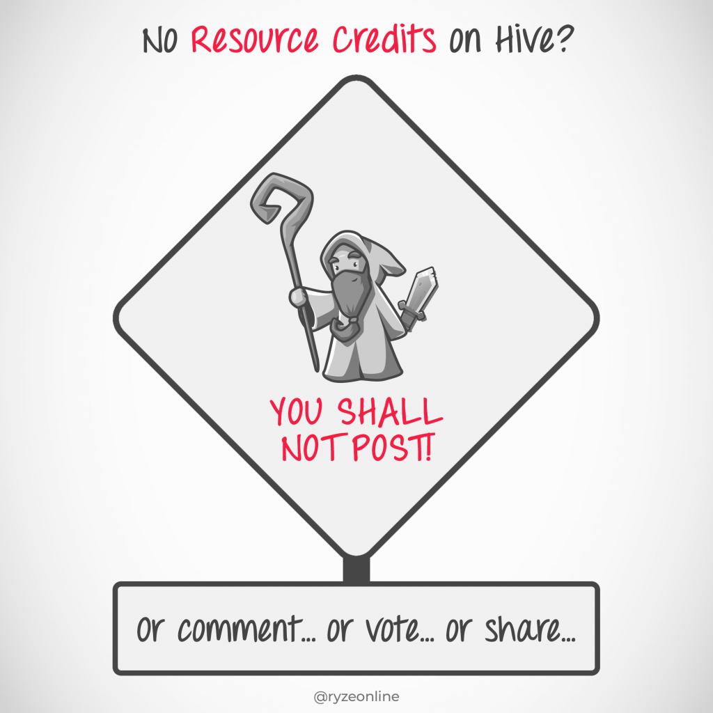 Hive Basic - 070 - Resource Credits